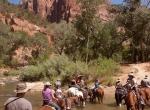 Zion Canyon Trail Rides